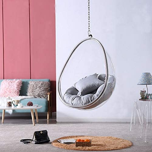 egg chair transparent